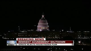 How a government shutdown may affect you - Video