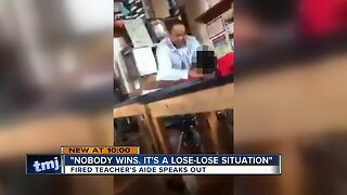 'Nobody wins': Former Bay View teachers aide speaks out about 2016 fight with student