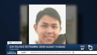 Gun violence restraining order issued against husband of missing Chula Vista mom