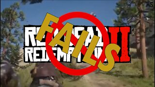 RED DEAD ONLINE FAILS OF THE MONTH!