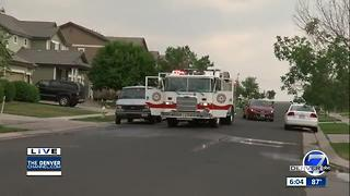 Police: 3-year-old toddler accidentally shot in Commerce City - Video