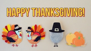 A Greeting to You - Happy Thanksgiving! - Video