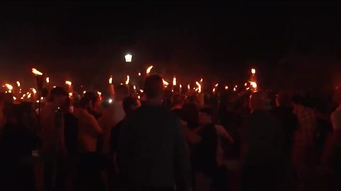 White nationalists stage rally in Virginia