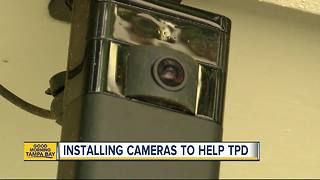 Seminole Heights homeowners installing cameras to help Tampa Police catch possible serial killer - Video