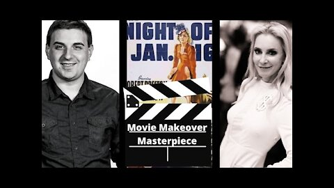 'The Night of January 16th' w/Jennifer Grossman | StudioJake Movie Makeover Masterpiece 09