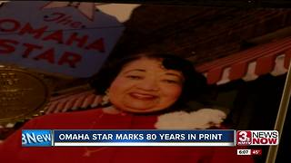Omaha Star celebrating 80 years