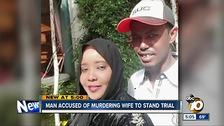 City Heights man accused of murdering wife to stand trial