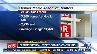 Metro Denver Housing Market report - Video