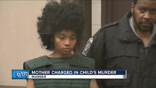 Milwaukee mother charged with killing her 4-year-old boy