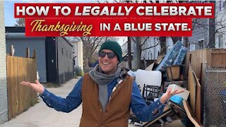 Legal Guide To Celebrating Thanksgiving In A Blue State