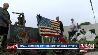 Local veterans honor fallen friends, heroes at Memorial Park