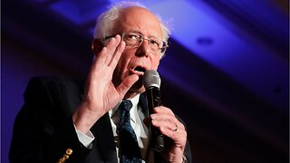 Sanders for cancelling student loan debt