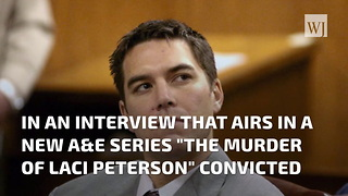 Jailed Killer Scott Peterson Reveals He Never Expected To Be Convicted