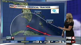 Hurricane Irma - 6am Tuesday Update - Video