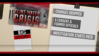 Michigan AG's office drops Flint Water Crisis charges, pending further investigation