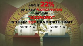 How will the economy impact the election in Florida?