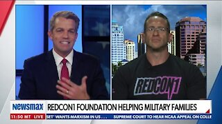 REDCON1's Mission to Help Military Families