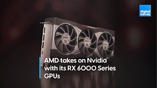 AMD takes aim at Nvidia with its 6000 Series GPUs