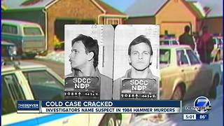 Nevada prisoner to be charged in connection to 1984 Colorado cold case murders - Video