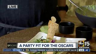 Celebrate the Oscars in style - Video