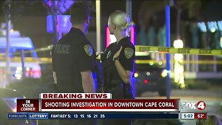 Cape Police investigating shots fired downtown
