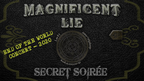 """MAGNIFICENT LIE - """"End Of the World"""" (virtual concert)"""