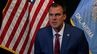 Stitt talks about planning first budget as Oklahoma Governor