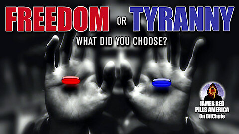 What Did You Choose..? Freedom or Tyranny?!