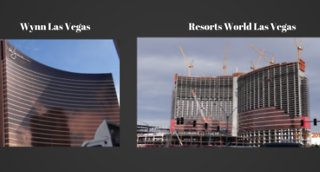 Wynn Resorts suing Resorts World Las Vegas over similar design