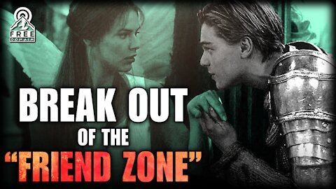HOW TO GET OUT OF THE 'FRIEND ZONE' - Freedomain Call In