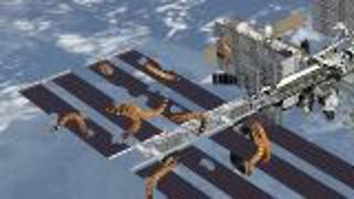 ISS Virus Scare - Video