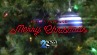 Merry Christmas from WMAR-2 News