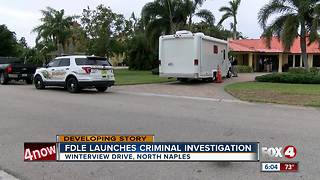 FDLE Launches Criminal Investigation - Video