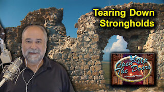 Andy White: Tearing Down Strongholds