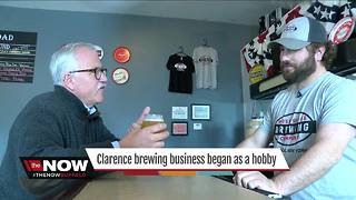 He turned a hobby into a popular brew business - Video