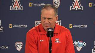 Arizona heads to ASU for Territorial Cup Game - Video