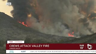 More evacuations ordered as Valley Fire rages