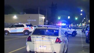 7-year-old girl shot by father in Detroit