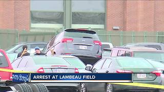 Police: Fired Lambeau worker targeted coworker - Video