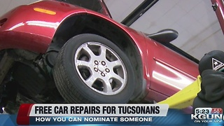 Local auto shop offering free car repairs for the holiday season