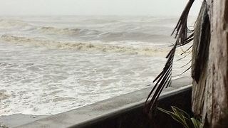 Tropical Storm Beatriz Thrashes Mexican Coast - Video