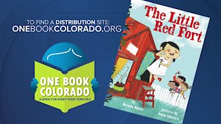 One Book Colorado: Interview with The Little Red Fort Author Brenda Maier