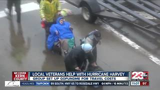 Bakersfield veterans heading to Houston to help with recovery efforts - Video