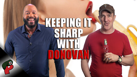 Keeping it Sharp with Donovan | Grunt Speak Live