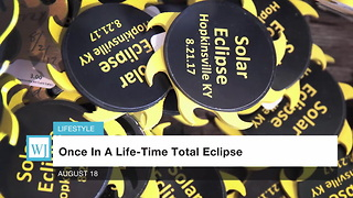 Once In A Life-time Total Eclipse - Video