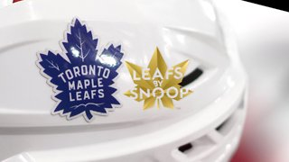 Canadian Maple Leafs Hockey Team Say Snoop Dogg Weed Brand Stole Logo - Video