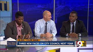 This Week in Cincinnati: Where do new councilmembers stand on FC Cincy vote? - Video