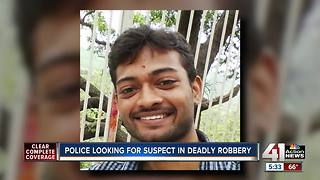 UMKC student working at J's Fish identified as murder victim in Prospect shooting - Video