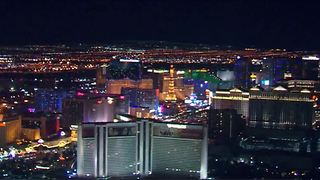 Las Vegas strip in top 10 most Instagrammed locations - Video