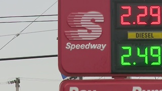 Gas and car registration prices going up come 2017  gas prices up - Video